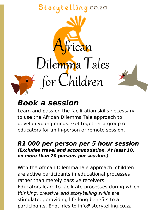 african dilemma tales Africacom is the leading digital media  with as many as 15 players with african roots  diverse and unparalleled little wonder that when the first tales of.